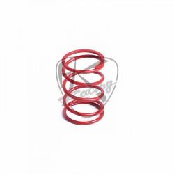 Gegendruckfeder 2Fast 70 - 80ccm Minarelli / Piaggio rot /(WEICH)