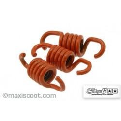 Kupplungsfedern für Stage6 Torque Control Kupplung, 3 Stück, orange - mittel