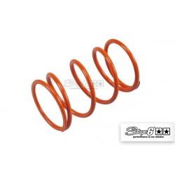 Gegendruckfeder Stage6 R/T, medium (orange) Piaggio / Minarelli / C-One / RC-One