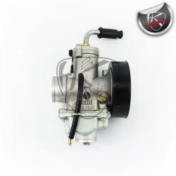 Vergaser Polini CP 19mm, Evolution manueller Choke
